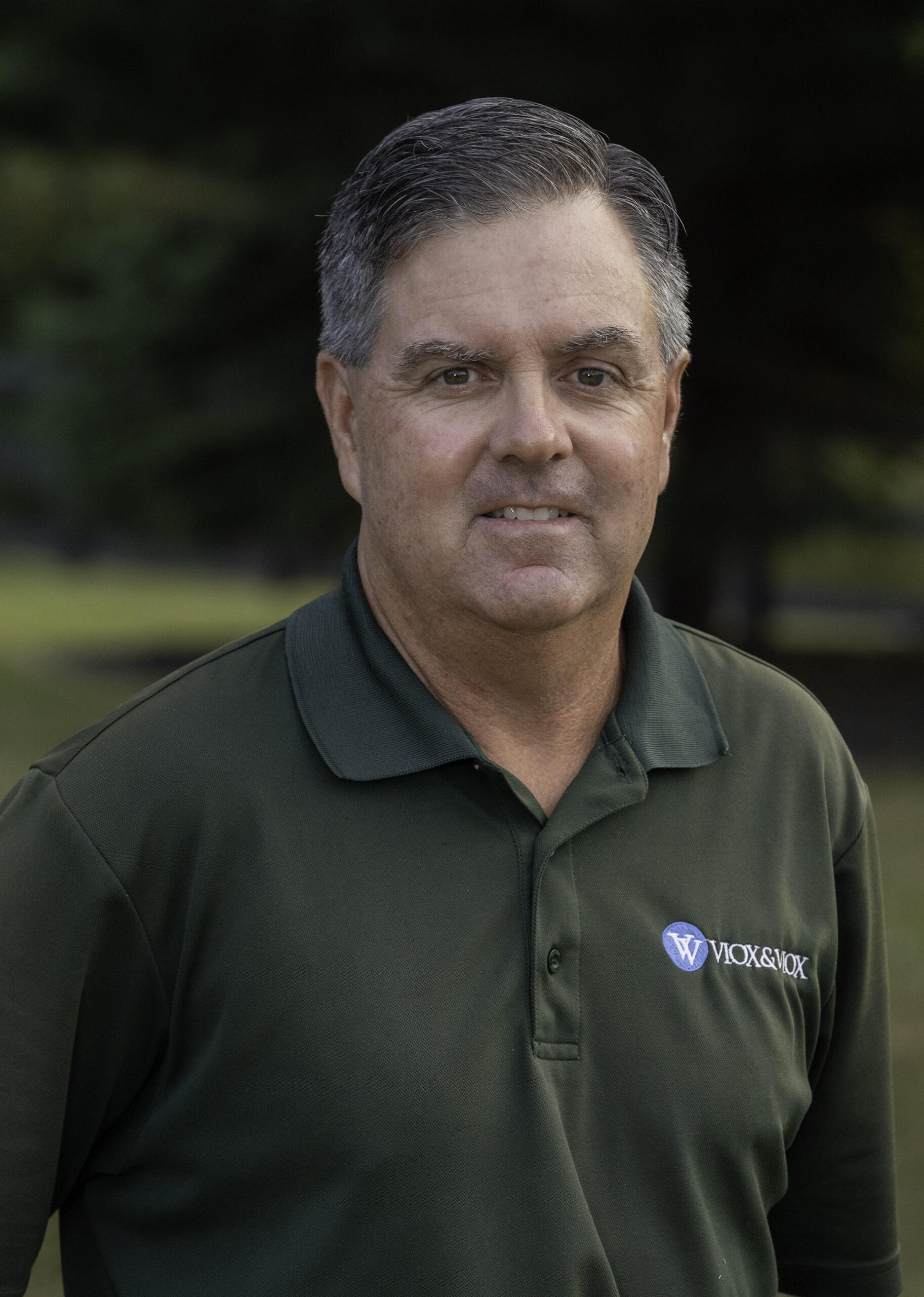 Jimmy Viox : Field Technician