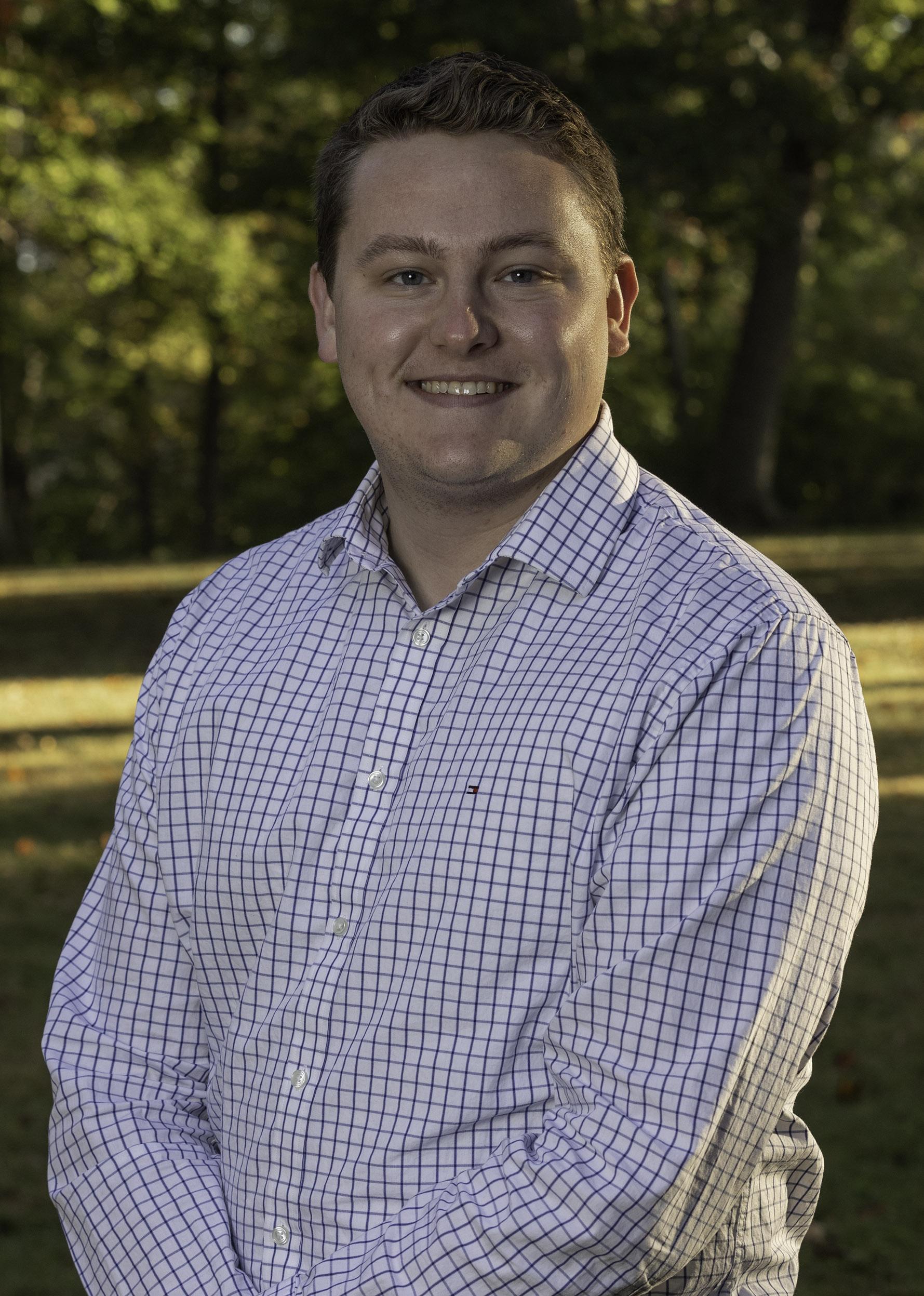 Tyler Amicon : Professional Civil Engineer, Director of Ohio Engineering