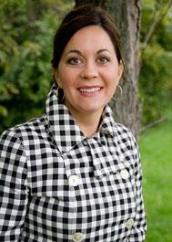 Caroline Weltzer : Vice President, Finance