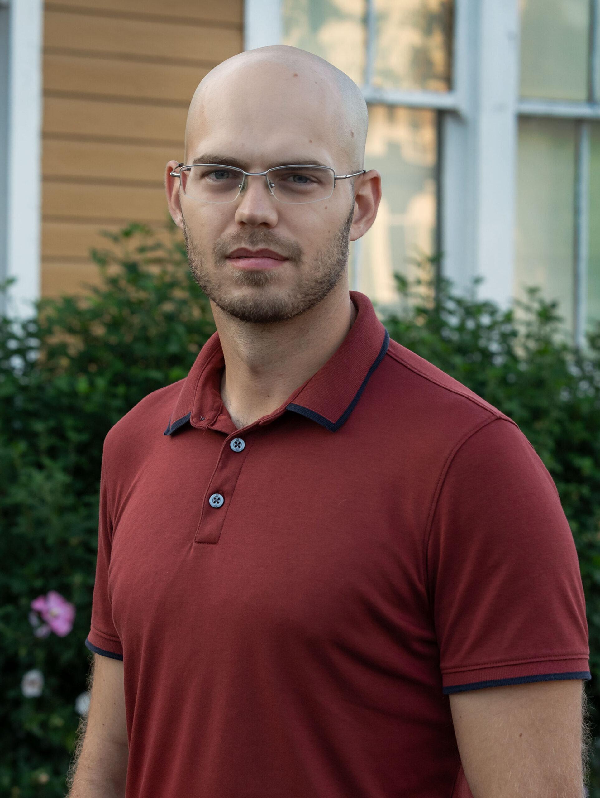 Daniel Fennell : Land Surveyor Technician